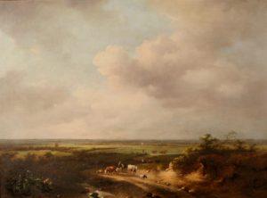 Charles Van der Eycken (1809-1891)